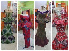 Must Have Gorgeous Ankara Peplum Styles & Designs - Wedding Digest Naija Blog