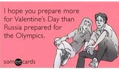 valentines park olympics