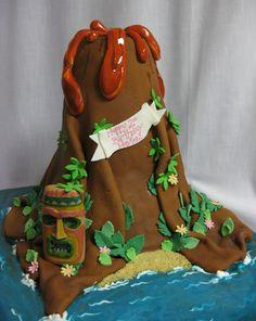 Beach on the Cake & Cake on the Beach | Blog.OakleafCakes.com Boston