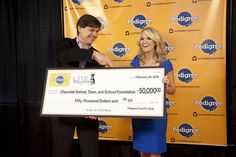 Carrie Underwood established C.A.T.S. Foundation — Checotah Animal, Town, and School Foundation-- to help with causes in her hometown area  of Checotah, Oklahoma.