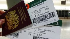 Tips: What NOT To Do With Your Boarding Pass ...