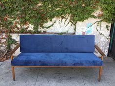 Copenhagen Sofa in Blue