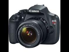 Canon EOS Rebel T5 - YouTube