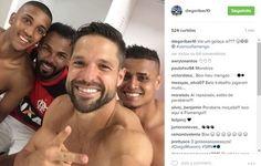 Cascudo e decisivo: Diego e Leandro Damião definem o novo Flamengo
