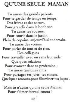 Poèmes pour les mamans - Carmen Montet - LE DIX VINS BLOG