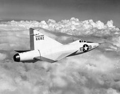 The Bell X-2 was a rocket-powered research plane jointly developed by Bell Aircraft Corporation, the U.S. Air Force and the National Advisory Committee for Aeronautics (the precursor to NASA) in 1945. The aircraft was built to investigate aerodynamic issues with supersonic flight within the Mach 2 to Mach 3 range.