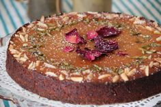 My Persian Feast: Persian Love Cake
