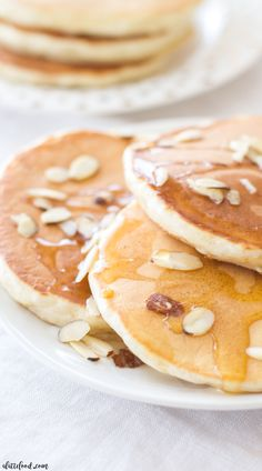 This shop has been compensated by Collective Bias, Inc.andits advertiser. All opinions are mine alone. #DonVictorHoney #HappyHealthyHoney #CollectiveBias This Greek Yogurt Honey Almond Pancake recipe is so simple! These fluffy homemade pancakes are packed with protein and are free from refined sugar! You won't feel guiltyabout this breakfast! The fact that breakfast is the mostcontinue reading ...