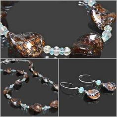 Gemma Collection - Artisan Jewelry Set - 35