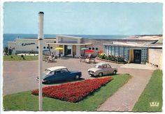 La Grande Côte et Jean Pouvé - 1950's - Saint-Palais-sur-Mer