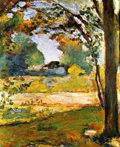 bofransson: Toulouse Landscape Henri Matisse - 1898-1899