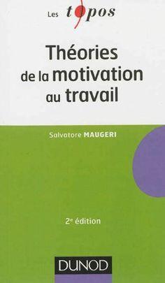 Fait le point sur l'ensemble des théories concernant la motivation au travail : principaux courants de pensée de Taylor à Agyris et développements récents. Tous ces courants vont modifier l'organisation du travail au XXe siècle.  Cote: 9-4721-206 MAU