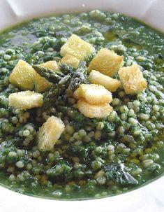 Zuppa smeraldina
