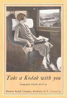Kodak Autographic Camera 1926 Ad Picture