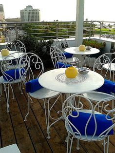 Roof of the Shalom Hotel & Relax. Quaint little escape in the busy #TelAviv city. http://www.atlas.co.il/