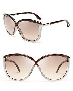 Tom Ford Abbey Oversized Sunglasses Jewelry   Accessories - Bloomingdale s e2b38bb623