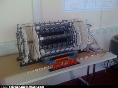 LHC ATLAS Detector - Would be cooler if it worked