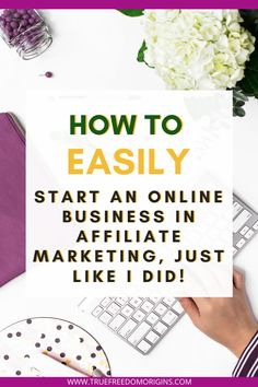 My Story And Why I Started An Online Business - True Freedom Origins Make Money From Home, Way To Make Money, Make Money Online, Affiliate Marketing, Online Marketing, Business Tips, Online Business, Ways To Become Rich, Best Online Jobs