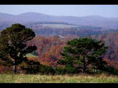 Fall Colors In Pictures Howell County (MO Ozarks)