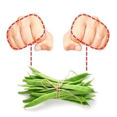 Voici une astuce pour maigrir que vous devez connaître si vous faites un régime. Si vous essayez de perdre du poids ? Voici une méthode géniale et ultra facile pour calculer les bonnes portions alimentaires à chaque coup. Grâce à cette astuce, fini de mesurer tous vos ingrédients avec une balance de cuisine ou un verre-mesure. Vous calculez toutes vos portions de nourriture en utilisant uniquement vos doigts, vos pouces et la paume de votre main. Regardez : Nutrition, Vegan Gluten Free, Healthy Life, Watermelon, Diet, Fruit, Vegetables, Voici, Food