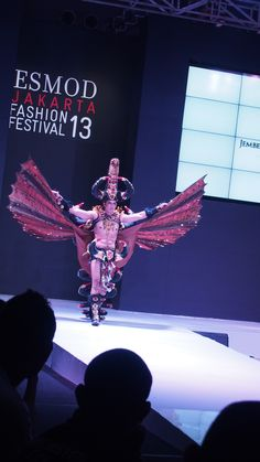 Esmod Fashion Festival'13. Jember Festival custom 2013