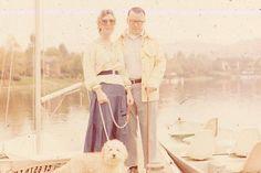 Peter J. Markoe and  Marion Burns Markoe