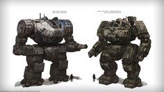 Zeus and Battlemaster by BrotherOstavia.deviantart.com on @DeviantArt