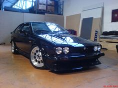Alfa Romeo GTV6 //
