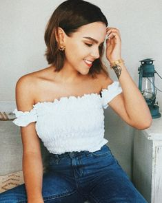 20 more yuya outfits casuales ! yuya outfits casuales Source by ruhehelene Summer Outfits, Casual Outfits, Fashion Outfits, Womens Fashion, Yuya Outfits, Look Cool, Summer Looks, Plus Size Outfits, Ideias Fashion