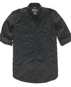 American Rag Shirt, Long Sleeve Shirt - Mens Casual Shirts - Macy's