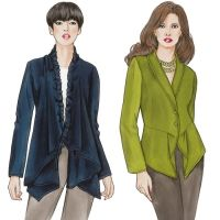 Pearl & Opal Jackets, The Sewing Workshop