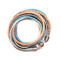Esther Gerzer: Blue Ocean Bracelet