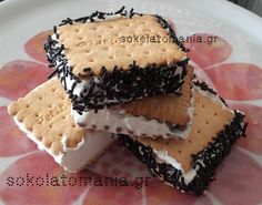 Dessert Recipes, Desserts, Tiramisu, Sandwiches, Cheesecake, Food And Drink, Cooking Recipes, Ice Cream, Sweets