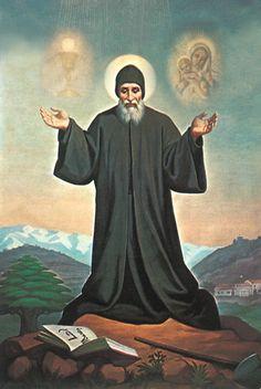 Święty Charbel Makhlouf