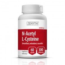 N-Acetyl L-Cysteine, 60cps