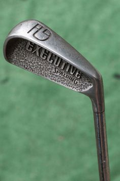 Spallding Executive 2 iron - used vintage single iron golf club #Spalding