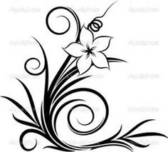 BLACK AND WHITE VECTOR DECORATIVE DESIGNS - Bing images