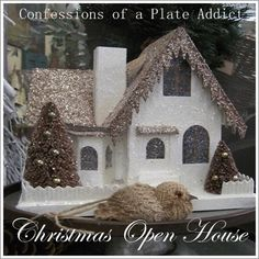 CONFESSIONS OF A PLATE ADDICT Need Inspiration? It's Christmas Open House!