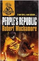 Parents,  Author Robert Muchamore is the UK's best kept secret.  My 13 year old son can't get enough of these books!  If Rick Riordan recommends him, he has got to be good ;)