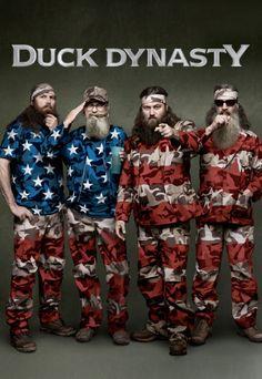 Duck Dynasty!!!!!!!!!!!!!