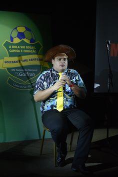 Apresentação do humorista Matheus Ceara na nossa XIV Convenção Nacional para franqueados Golfran.