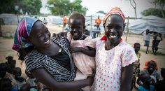 Unicef lancia Humanitarian Action for Children per il 2017 - Radio Onda Blu First Time Flying, Donation Page, Reunification, Becoming A Father, African Tribes, Donate Now, Tears Of Joy, Little Sisters, Joyful