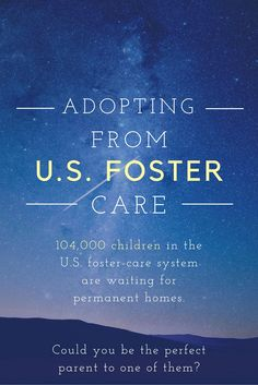 Adopting from U.S. Foster Care - Adoptive Families magazine #adoption #fostercare #fosteradoption
