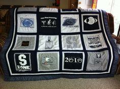 Another t shirt quilt