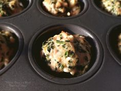 Meatballs with Turkey and spinach