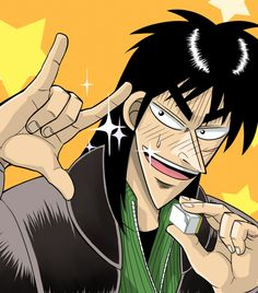 Kaiji Anime, Anime People, Swag, Joker, Simple, Pictures, Fictional Characters, Tv Series, Photos