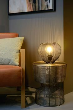 Lucide - table lamp - WIRIO