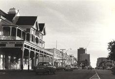 Grenfell St c. 1970