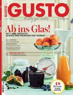 GUSTO | Kiosk | Austria-Kiosk Kiosk, Austria, Magazines, Food, Gourmet, Cooking School, Cooking, Recipies, Journals