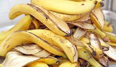 8 manières étonnantes de réutiliser la peau de banane